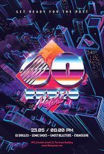 80`s Retro Text Effects vol.4 Synthwave Retrowave - 36