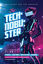 80`s Retro Text Effects vol.4 Synthwave Retrowave - 29
