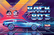 80`s Retro Text Effects vol.4 Synthwave Retrowave - 26