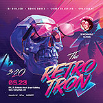 80`s Retro Text Effects vol.4 Synthwave Retrowave - 15