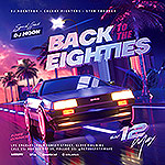 80`s Retro Text Effects vol.4 Synthwave Retrowave - 11