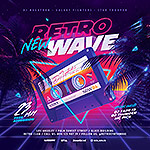80`s Retro Text Effects vol.4 Synthwave Retrowave - 12