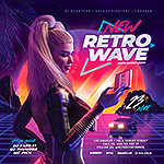 80`s Retro Text Effects vol.4 Synthwave Retrowave - 10