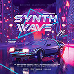 80`s Retro Text Effects vol.4 Synthwave Retrowave - 9